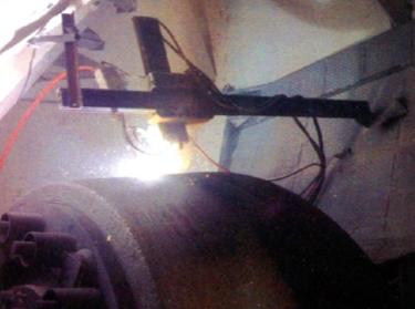 磨辊堆焊设备