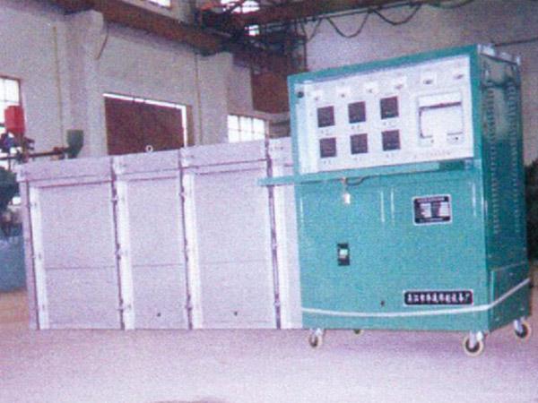 智能温控仪及组装式加热炉